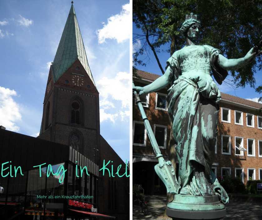 Ein Tag in Kiel, Sightseeing für Kreuzfahrer