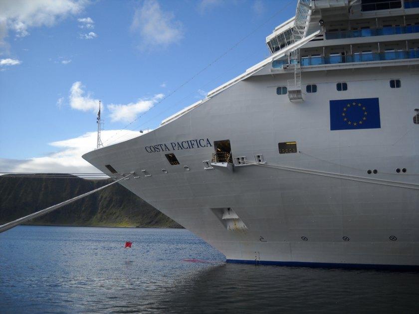 Mit der Costa Pacifica nach Norwegen, Reisebericht