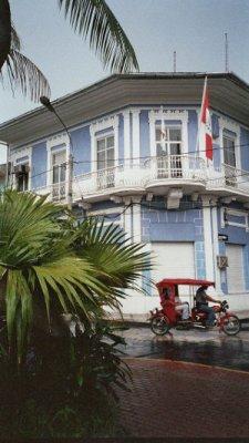 Häuser in Iquitos