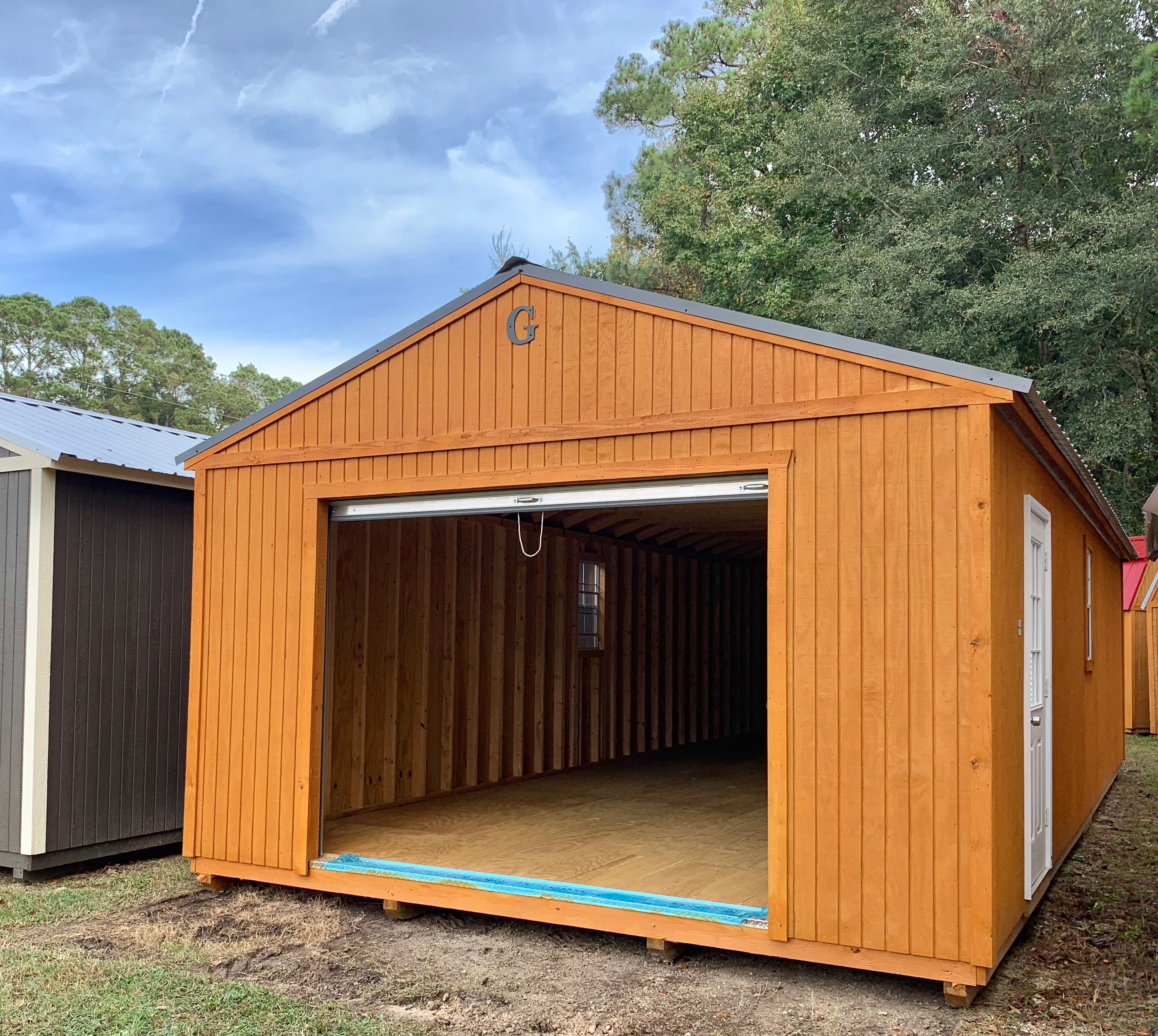 Garage Storage Buildings Storage Buildings In Charleston Sc Sheds Portable Buildings Of