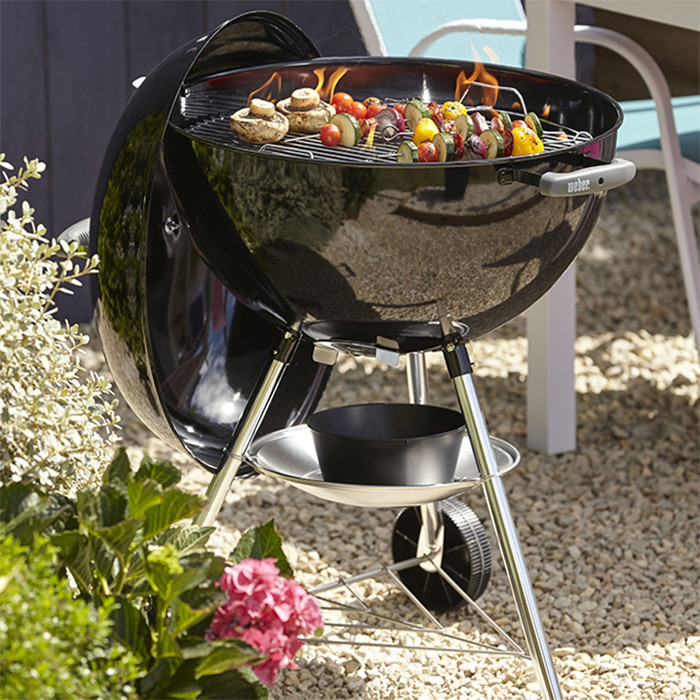 Weber Kettle 47 Barbecue Weber Bar-b-kettle 57cm | Raviday Barbecue