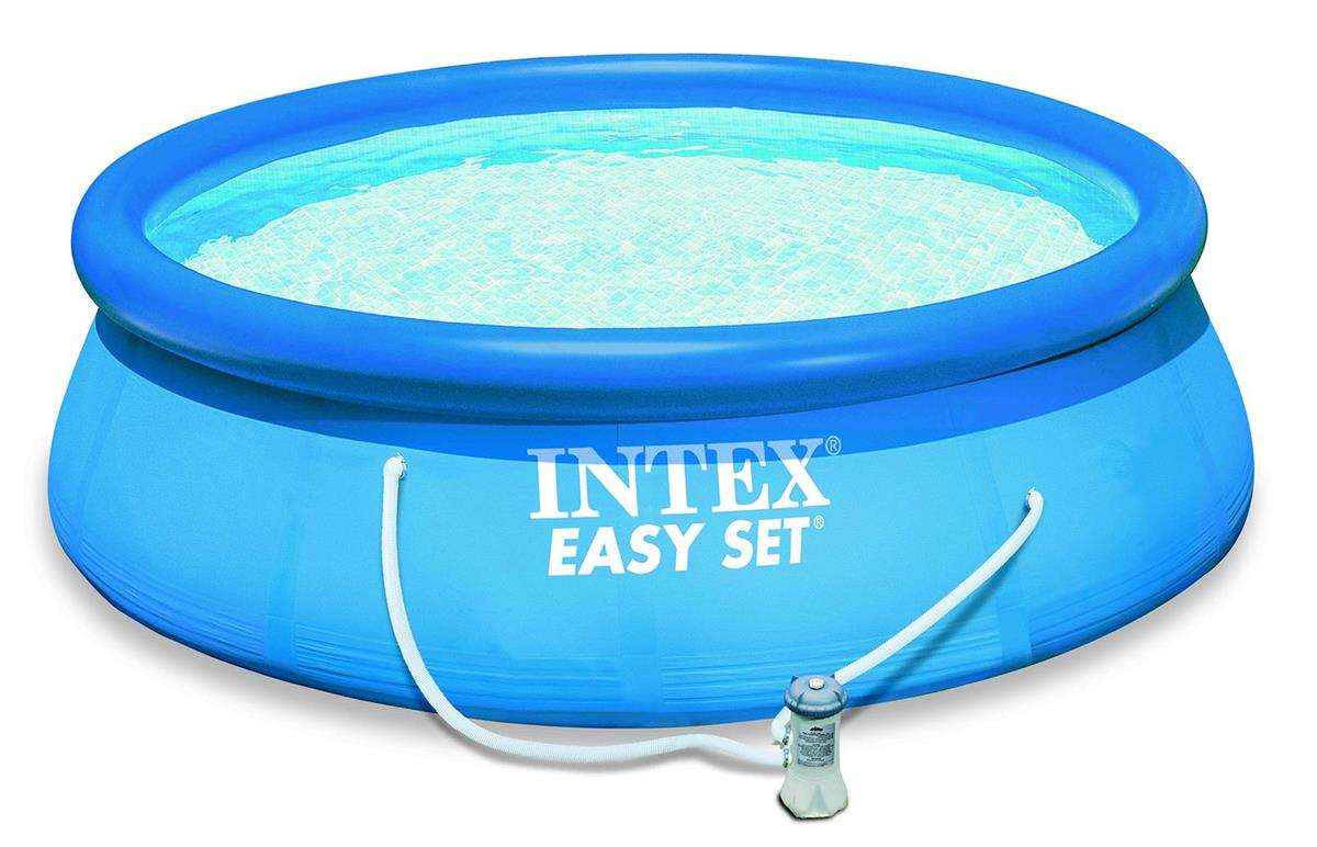 Achat Piscine Intex Piscine Easy Set 3 66 X 76 M 43 Epurateur Intex Achat