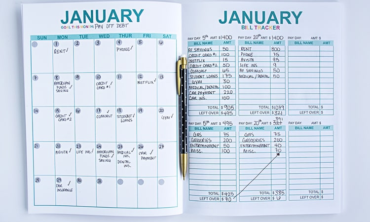 How to Create a New Budget Every Month A Detailed Step-by-Step