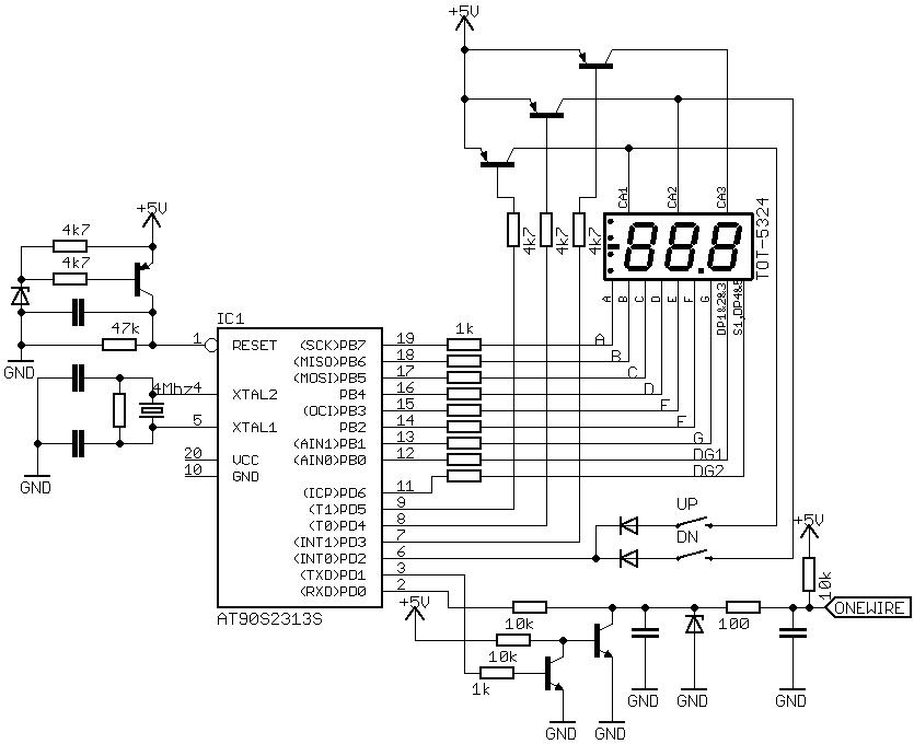 co2 laser schematic
