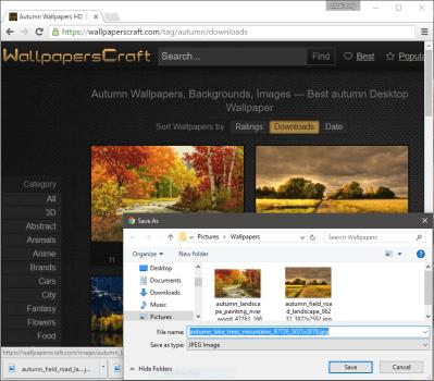About   Wallpaperscraft downloader   Userscripts   OpenUserJS
