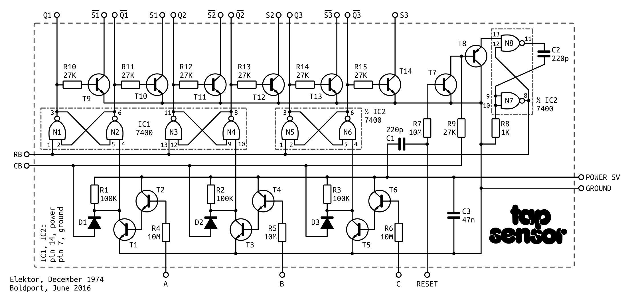 reading circuit board schematics