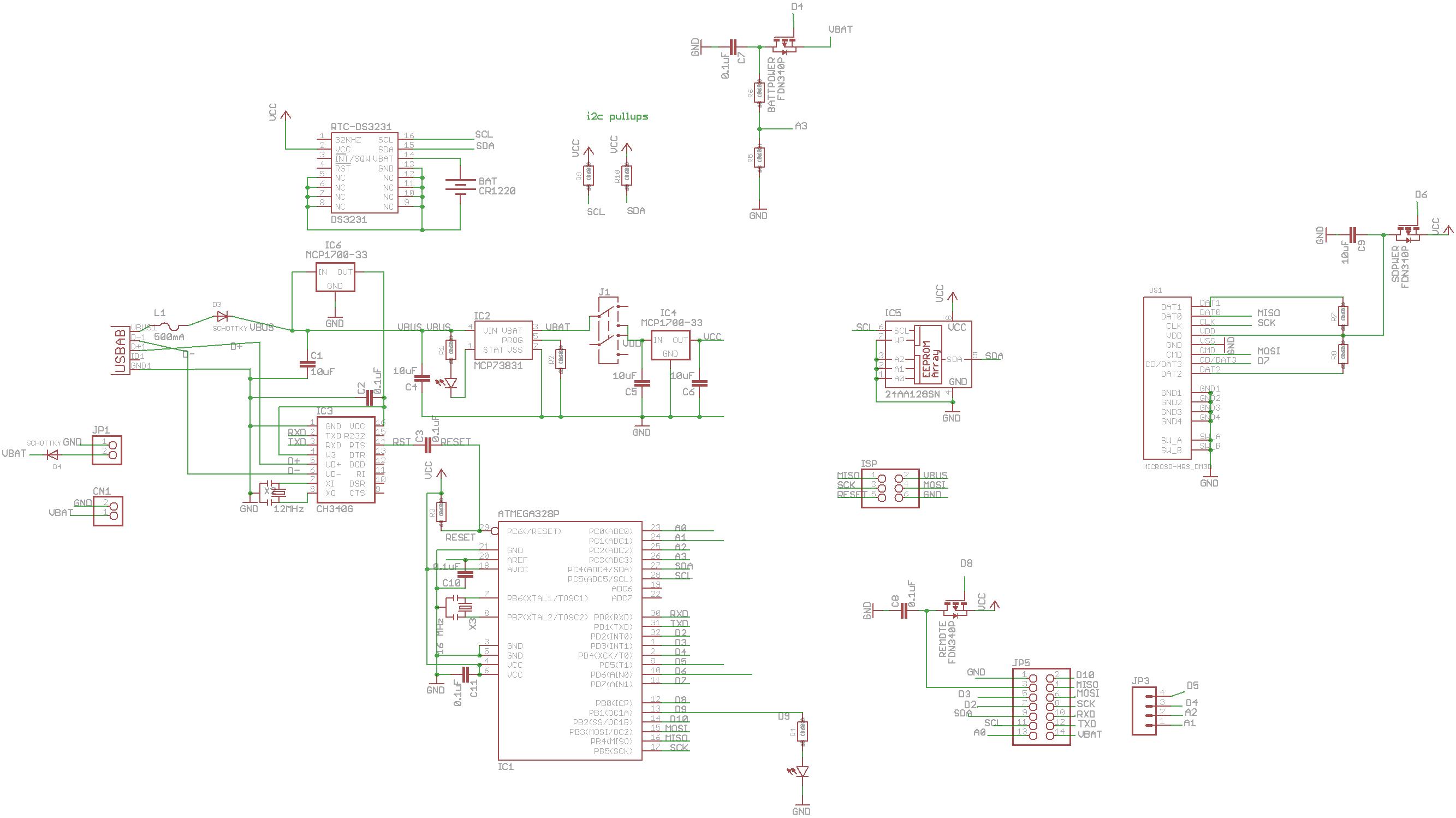 wiring dev board