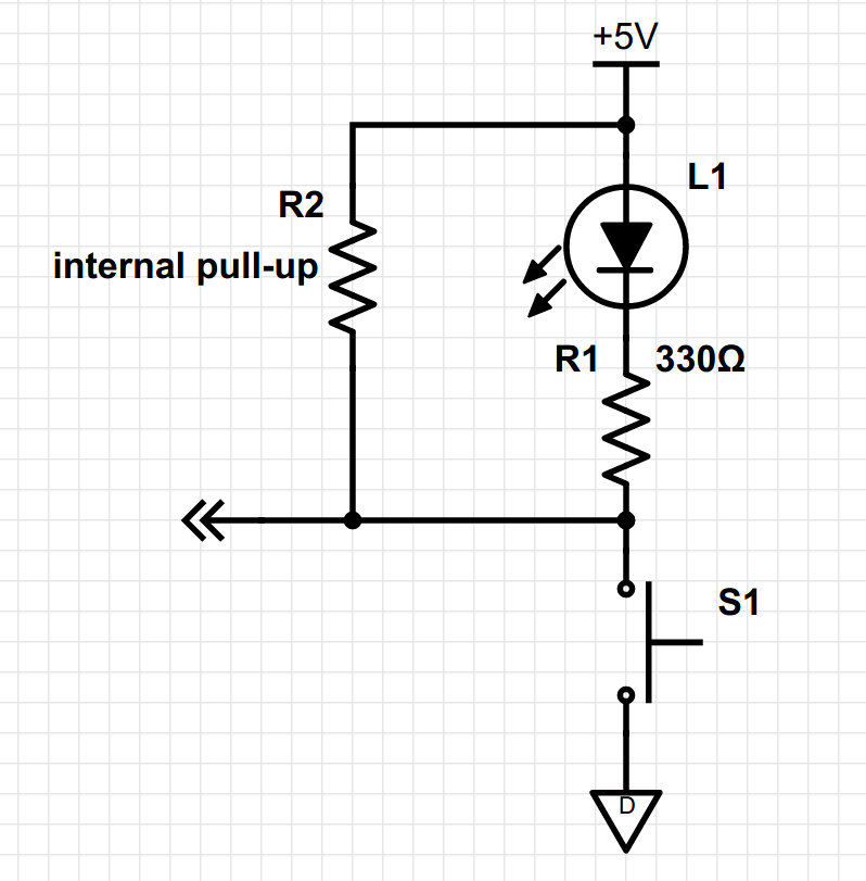 remember to connect the power pins properly and the pullup resistor
