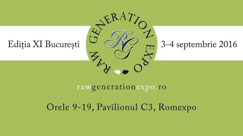Raw Generation Expo Editia XI
