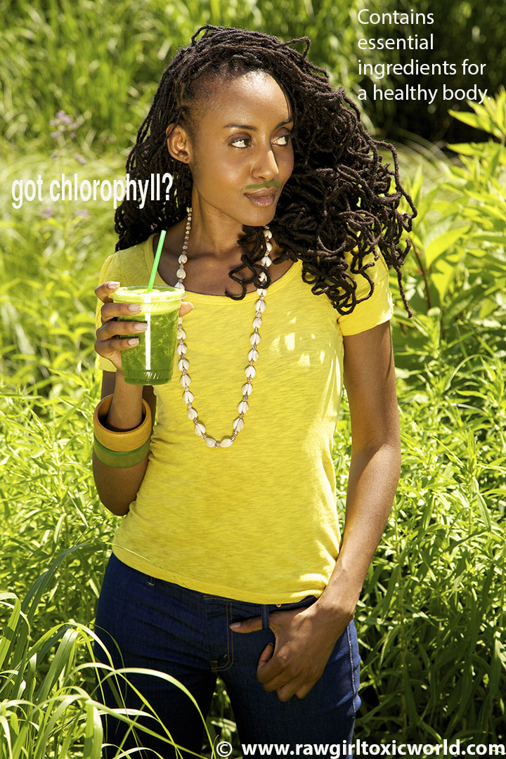 Got Chlorophyll? The Benefits of Eating Your Greens | Raw ...