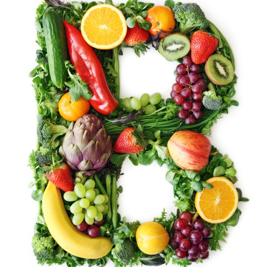 b-vitamin-fruits-vegetables-diet