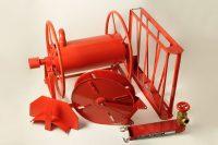 Hydraulic Hose Storage Rack - Acpfoto