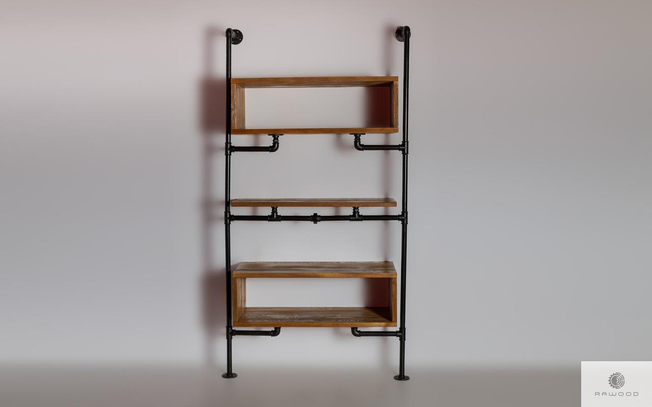 Bücherregal Modular Modulare Regal Aus Massivholz Denar