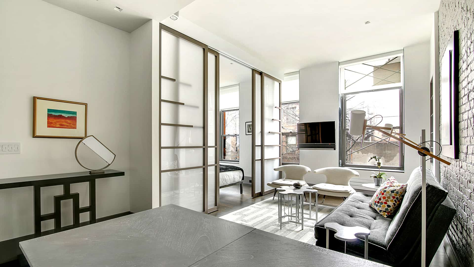 How To Separate A Room Without A Wall Sliding Walls Doors By Raydoor