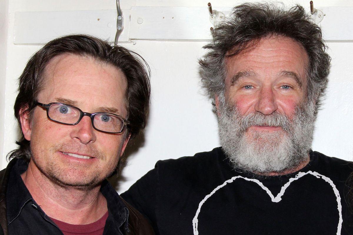 Michael-J-Fox-Robin-Williams