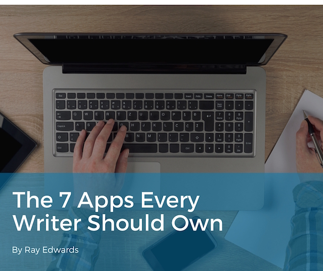 7 Apps Every Writer Should Own