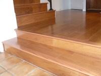 Allure Vinyl Plank Flooring Installation On Stairs  Floor ...