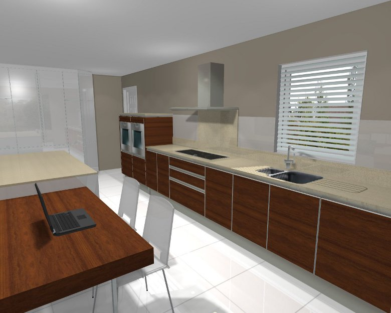 Kitchen Island Raymac - Professionally Designed Bathrooms And Kitchens