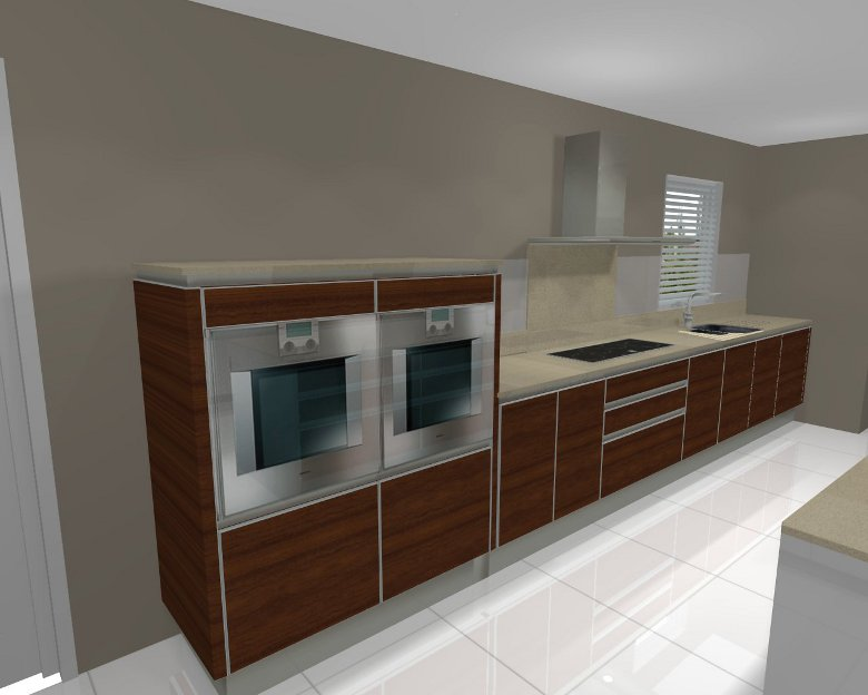 Kitchen Units Raymac - Professionally Designed Bathrooms And Kitchens
