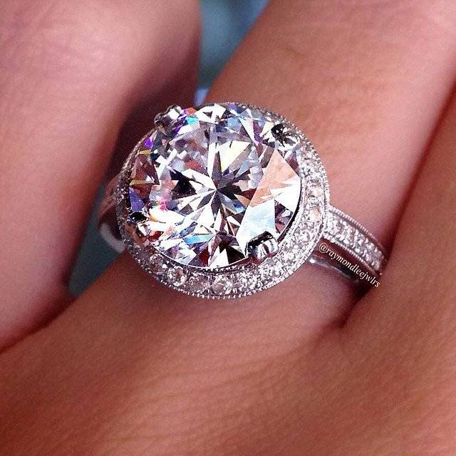 Top 20 Engagement Rings Of 2014