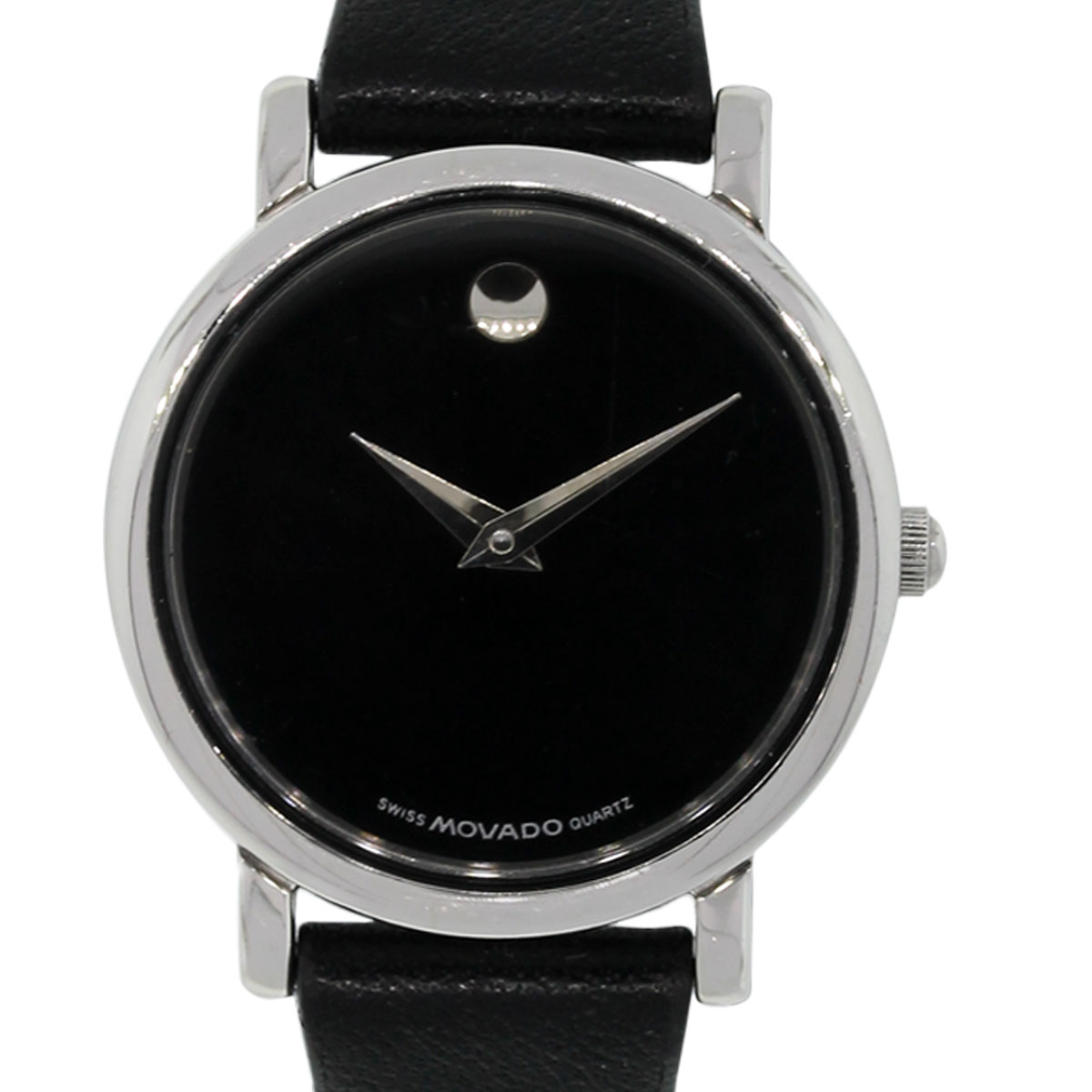 Movado Museum Movado Stainless Steel Museum Dial Ladies Watch - Raymond