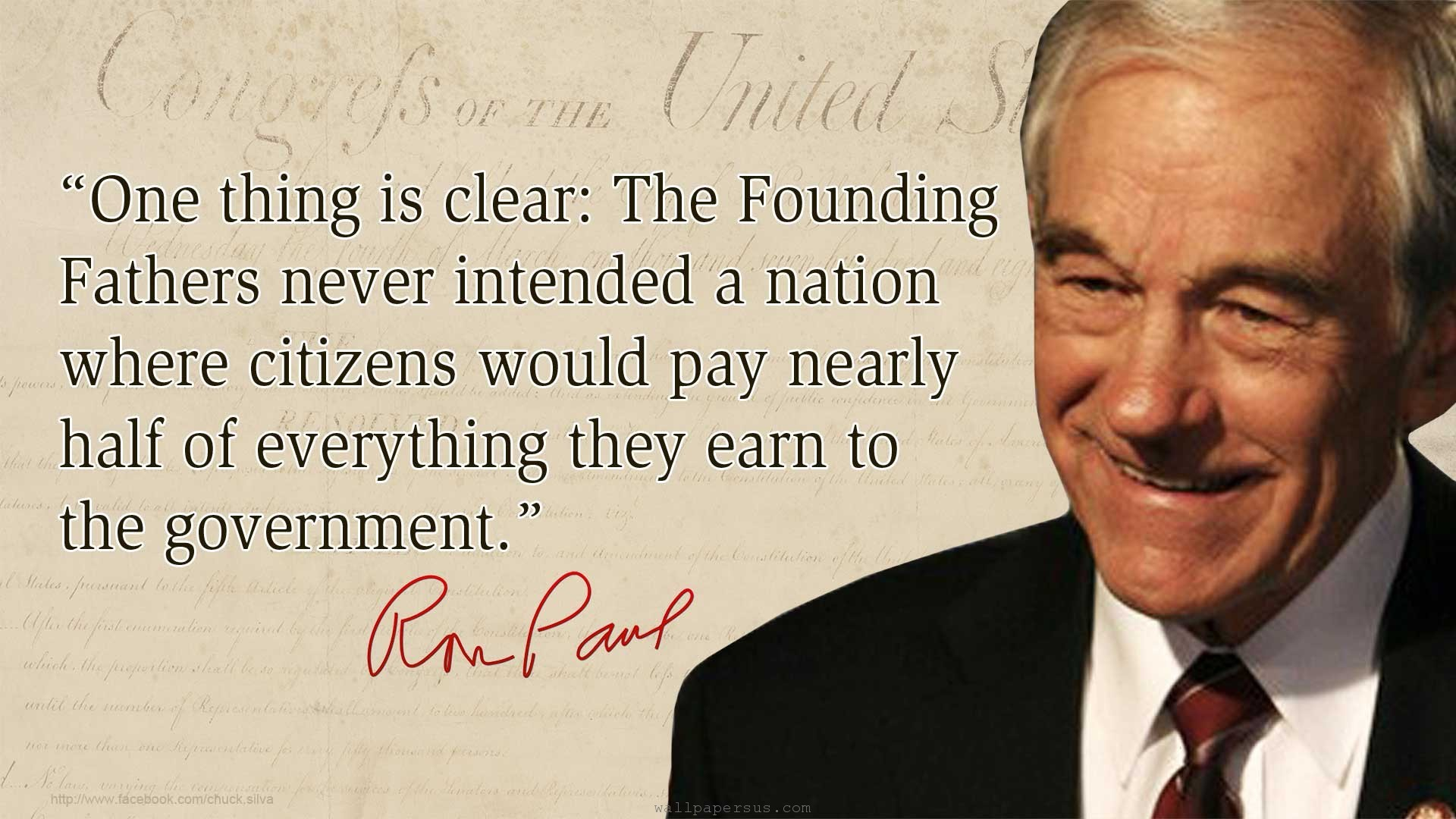 Single Life Quotes Wallpaper Ron Paul For Speaker Of The House Balance The Budget Now