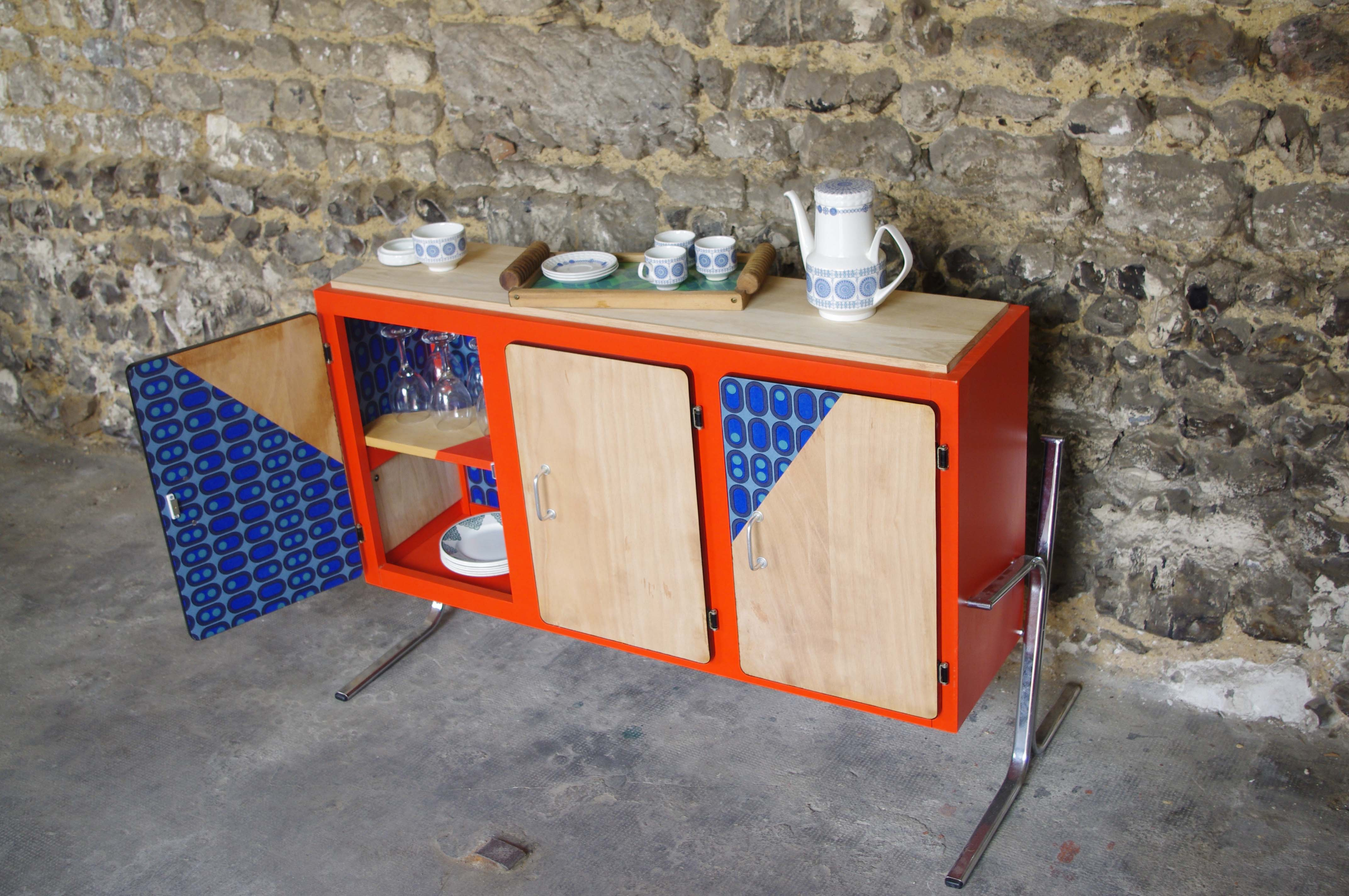 Buffet Formica Vintage Affordable With Buffet Formica Relook