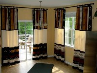 Color Schemes for Living Room Curtain Ideas