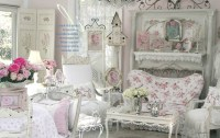 How to Decorate a Shabby Chic Living Room