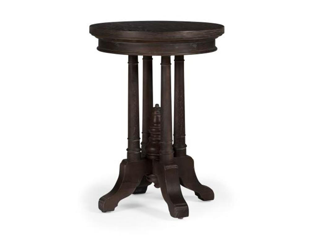Small Black End Table Black Round Side Tables For Small Living Room End Table