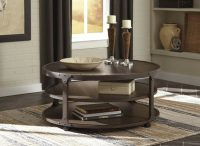 Ashley Furniture Round Coffee Table Set