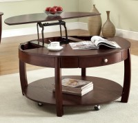 Pull Up Coffee Table Design Furniture