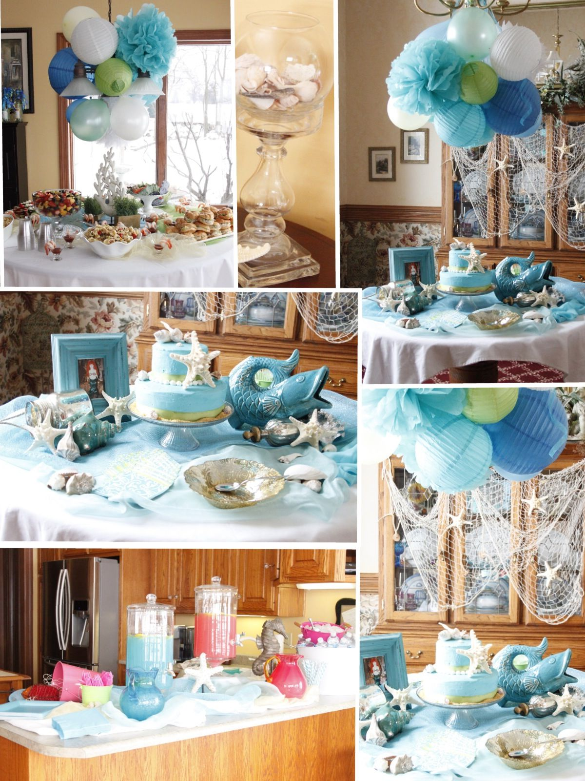 Ocean Theme Decorating Ideas Ten Things That Happen When You Are In Beach Themed Party