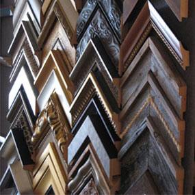 Ray Street Custom Framing Frame Types