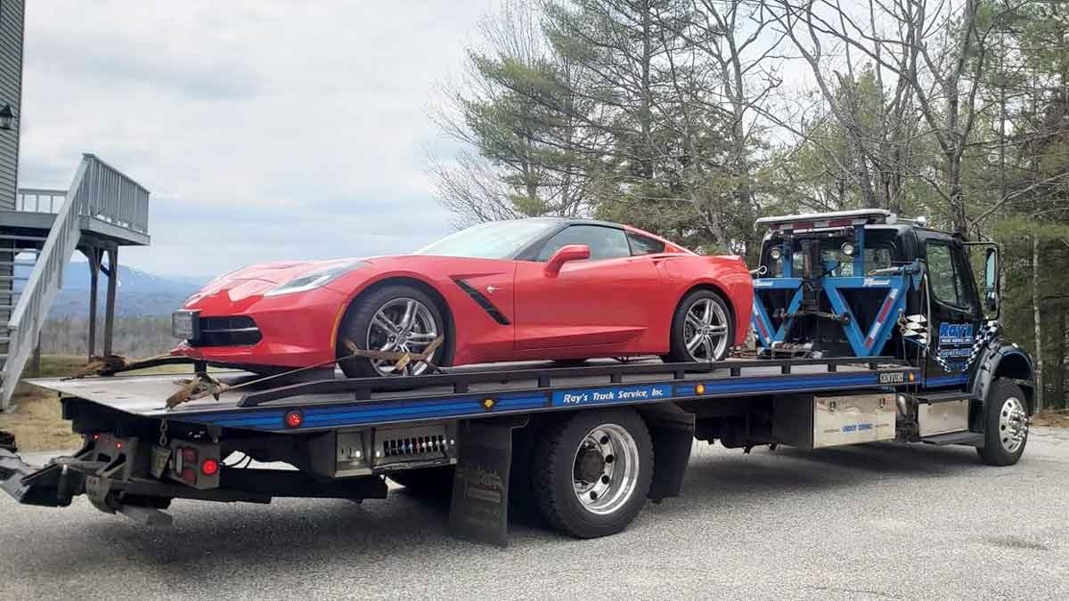 Garage Auto 95 Towing Saco I 95 Southern Maine Fast Towing Maine Turnpike