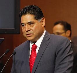 El ex gobernador Jorge Herrera Caldera, durante su mandato se duplicó la deuda pública y se perpetró el máximo saqueo en toda la historia de Durango.