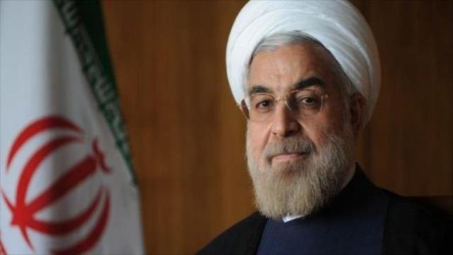 """El presidente iraní salió en defensa de México diciendo, """"estos no son tiempos para construir muros""""."""