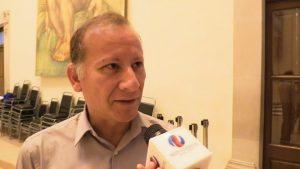 Mtro. Claudio Herrera Noriega, director del IMAC, al parecer emprendió represalias en contra del promotor cultural Sergio Delgado Soto, organizador del programa Los Reyes de la Serenata.