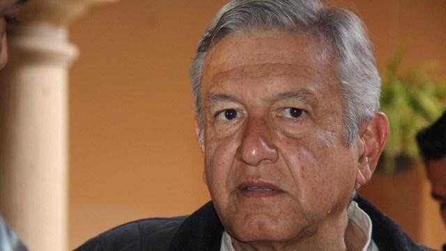 Andrés Manuel López Obrador. Ya son habituales sus agresiones a los periodistas cuando es criticado por sus incongruencias y la protección que brinda a sus colaboradores corruptos.