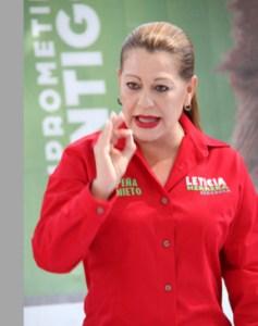 La enemiga pública número 1 de la libertad de expresión, Juana Leticia Herrera Ale, y su primitivo cabildo pretenden encarcelar al prestigiado periodista Juan Monrreal.