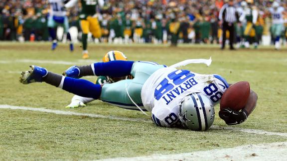 Dez Bryant's Catch