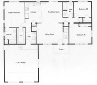 3 Bedroom Floor Plans - Monmouth County, Ocean County, New ...