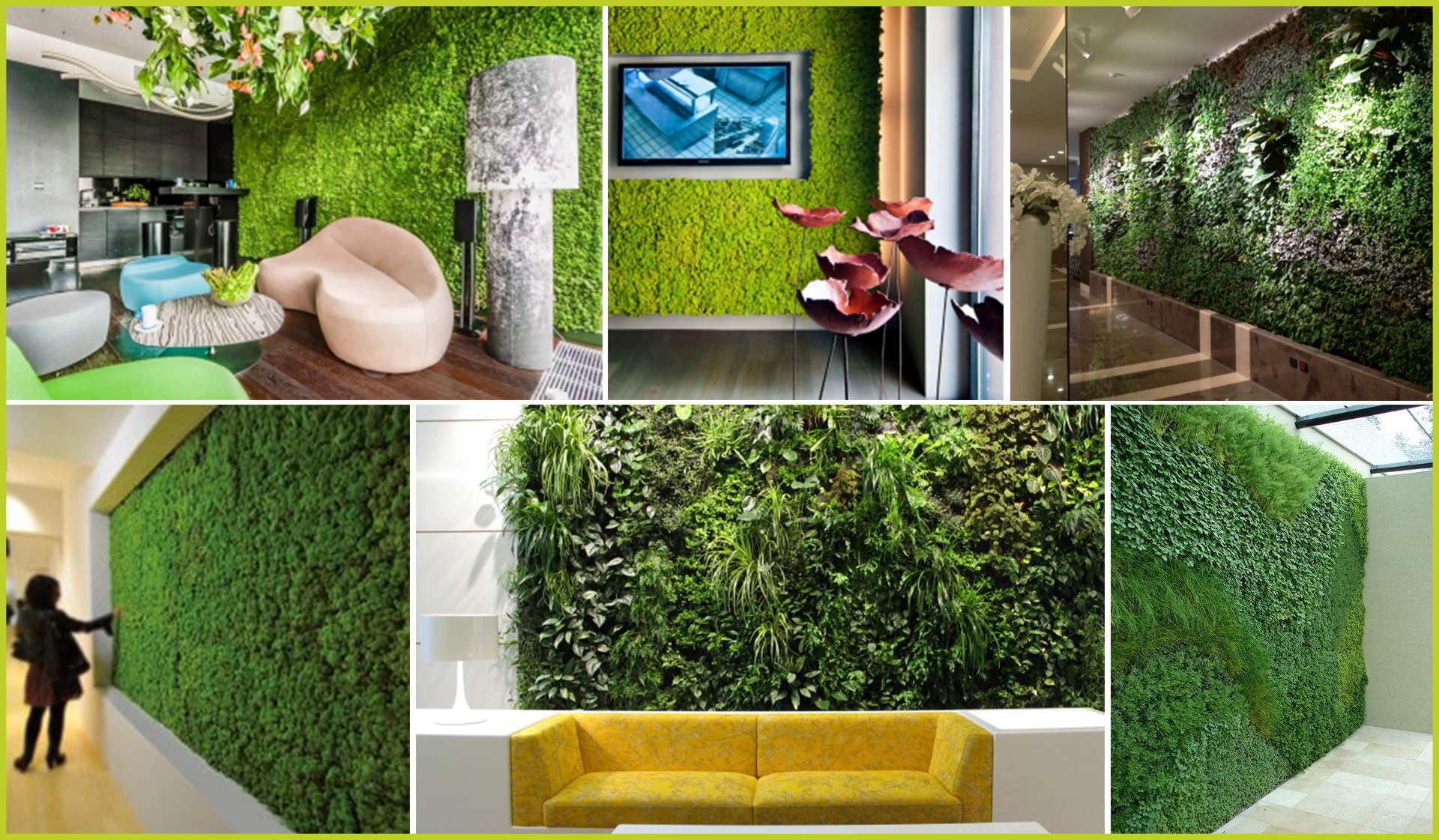Home En Garden Making Of Vertical Garden 3d Architectural Visualization