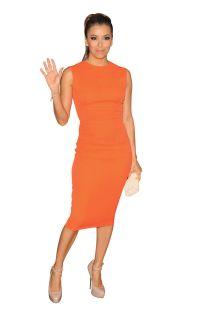 How To Wear A Sheath Dress - Classic Celebrity Style
