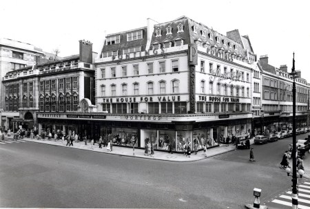 Oldest Department Store In London