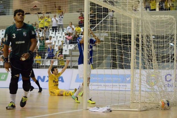 Jaraguá Futsal vence Minas Gerais pela Liga Nacinal