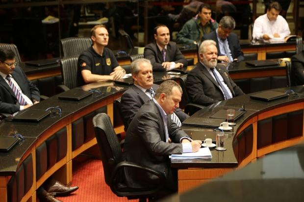 Governo demonstra aumentos salariais para a Segurança em audiência pública na Alesc