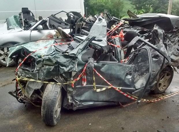 SC registra ao menos 12 mortes em rodovias neste fim de semana