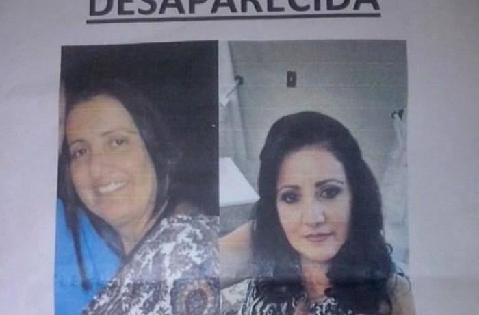 Mulher desaparecida é encontrada pela família