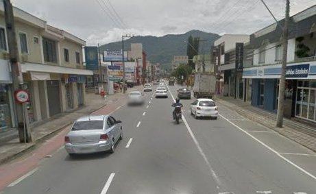 Joalheria é roubada no centro de Jaraguá do Sul